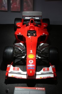 Ferrari Museum_F2004_Malaysia
