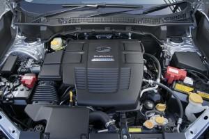 Subaru Forester e-Boxer_2.0 Litre Engine