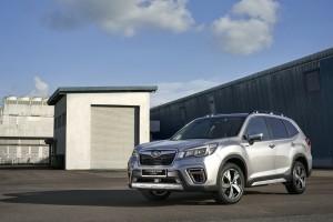 Subaru Forester e-Boxer Front