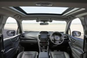 Subaru Forester e-Boxer_Interior