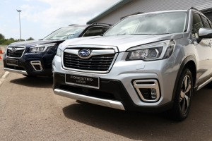 Subaru Forester 2.0 e-Boxer Hybrid_Preview