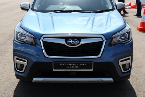 Subaru Forester e-Boxer_Front End_Preview
