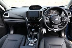 Subaru Forester e-Boxer_Dashboard