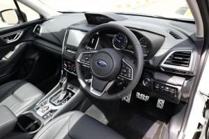 Subaru Forester e-Boxer_Cockpit