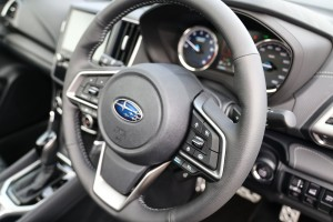 Subaru Forester e-Boxer_Steering Wheel