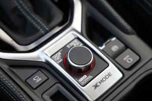 Subaru Forester e-Boxer_X Mode Control Knob