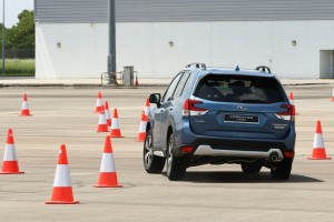 Subaru Forester e-Boxer_Test Drive_Rear View