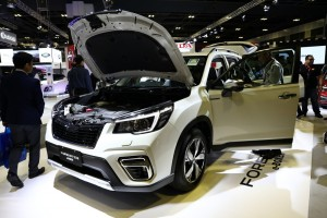 Subaru Forester e-Boxer_Singapore Motor Show_Preview