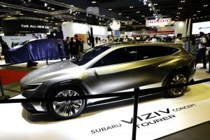 Subaru VIZIV Tourer Concept_Motor Show