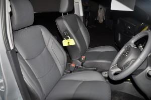 Perodua Aruz 1.5AV_Leather Seats_Malaysia