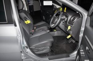 Perodua Aruz_Front Seats_Malaysia