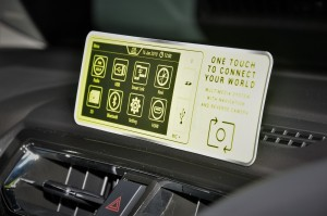 Perodua Aruz 1.5AV_Touchscreen Multimedia System_Malaysia