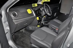 Perodua Aruz 1.5AV_Interior_Front Seats_Dashboard_Malaysia