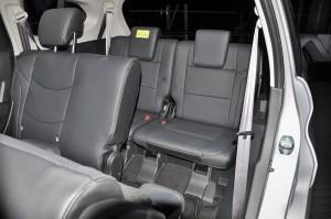Perodua Aruz_2nd Row Seat_3rd Row Seat_Malaysia