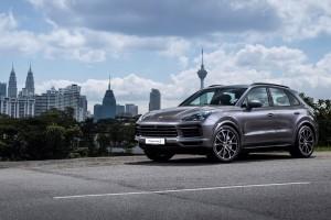 Porsche Cayenne_Premium Package_Kuala Lumpur_Malaysia