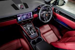 Porsche Cayenne_Interior_Premium Package_Malaysia