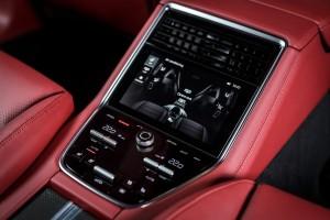 Porsche Panamera_Premium Package_Rear Control Panel_Malaysia