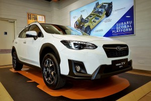 Subaru XV 2.0i-P_Malaysia_Display