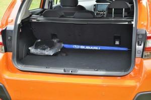 Subaru XV_Boot Space_Malaysia