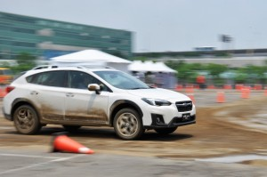 Subaru XV_Test