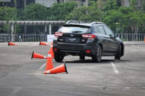 Subaru XV_Symmetrical All Wheel Drive_Course