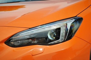 Subaru XV_Headlight