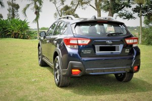 Subaru XV_Rear View_Malaysia
