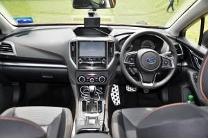 Subaru XV 2.0i-P_Dashboard_Malaysia