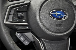 Subaru XV_Steering Wheel_Buttons