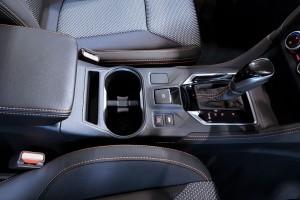 Subaru XV Centre Console, Malaysia Launch 2017