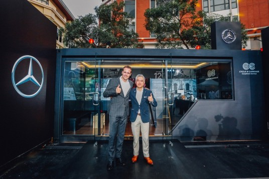 Cycle & Carriage Bintang Launches Star Galleria Mobile Showroom To Bring Mercedes-Benz Experience To Fans