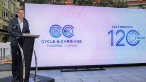 Mercedes-Benz Malaysia_Mark Raine_Cycle & Carriage Bintang