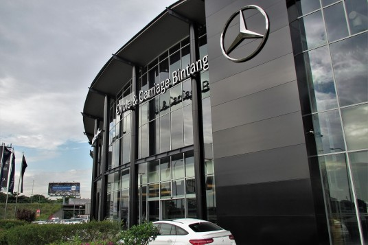 Cycle & Carriage Marks 120 Years In Business With Rewards For Mercedes-Benz Customers