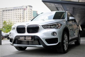 BMW X1 sDrive20i Sport_Malaysia