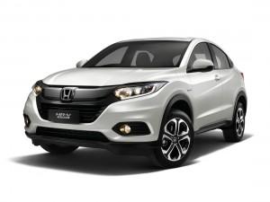 Honda HR-V Hybrid_2019_Front_Malaysia