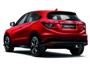 Honda HR-V_Rear_2019_Malaysia