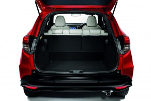 Honda HR-V RS_Boot Space_2019_Malaysia