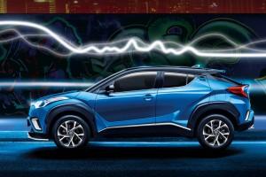Toyota C-HR - New Alloy Rim Design 2 - 2019 - Malaysia