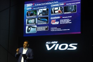 Toyota Vios_2019 Launch_Ravindran K_Malaysia