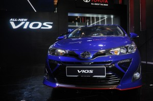 Toyota Vios_Front_Malaysia Launch_2019