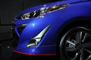 Toyota Vios_1.5G_Nose_Malaysia