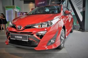Toyota Vios_Red Mica Metallic_Malaysia