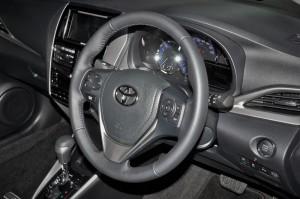 Toyota Vios_1.5G_Steering Wheel_Malaysia