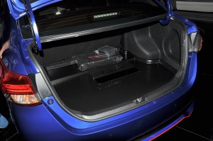 Toyota Vios_Boot Space_1.5G_Malaysia