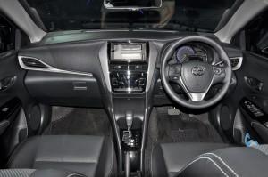 Toyota Vios 1.5G_Dashboard_Malaysia