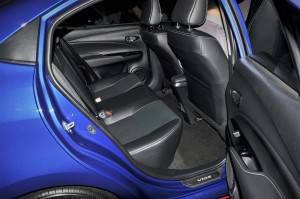 Toyota Vios_1.5G_Rear Seats_Malaysia