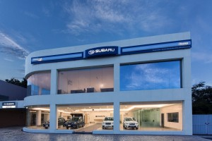 Subaru Showroom_Exterior