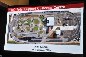 Hino Total Support Customer Centre_Sendayan, Negri Sembilan_Malaysia_Top View