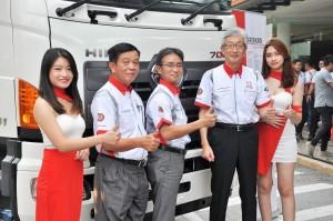 Hino Motor Sales Malaysia_Hino SR1E 700 Series 6x2 Prime Mover_Launch