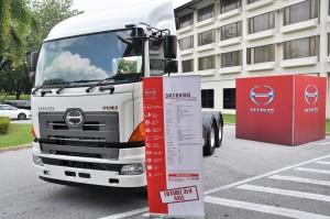 Hino SR1EKRG 6x2_700 Series Prime Mover_Malaysia_Truck